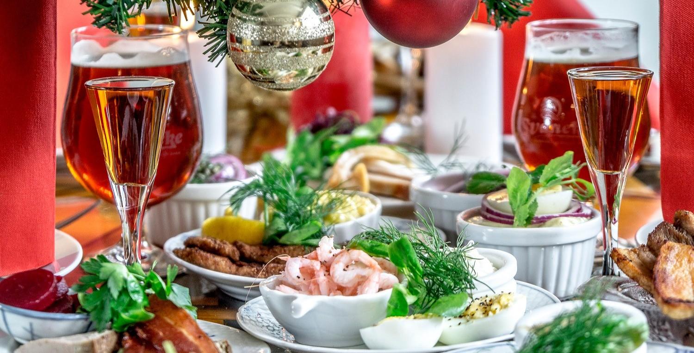 fællesspisning julefrokost